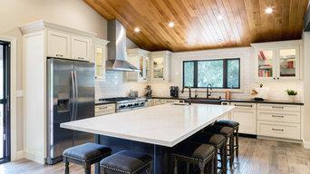 Castro Valley Kitchen, Master Bath and Studio