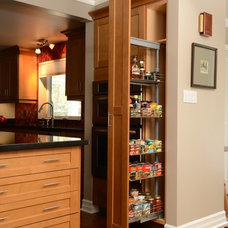 Eclectic Kitchen by Kitchen Gallery