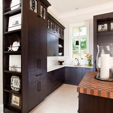 Transitional Kitchen by In Detail Interiors