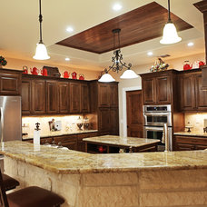 Traditional Kitchen by Meier Custom Built Homes, LLC