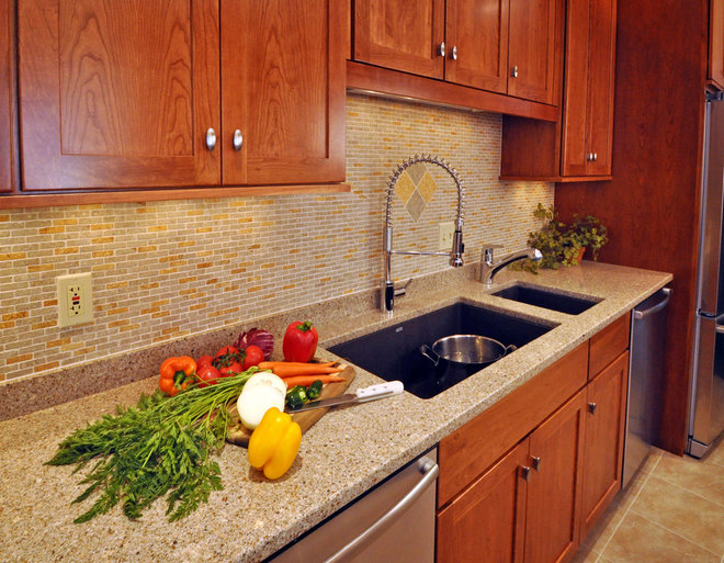 Traditional Kitchen by All in the Details