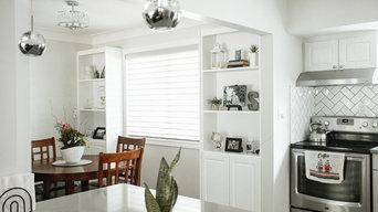 Cathcart - Full kitchen, bathroom, cabinets & flooring