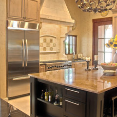 traditional kitchen by Catherine Dolen & Associates