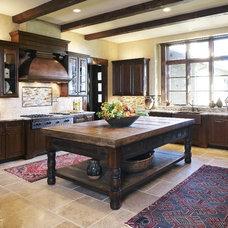 Contemporary Kitchen by CDA Interior Design