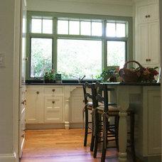 Traditional Kitchen by CDA Interior Design