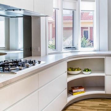 Caulfield renovation & additions