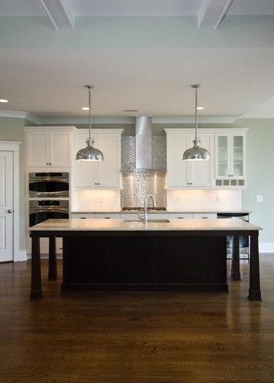 Traditional Kitchen by PBC Design + Build