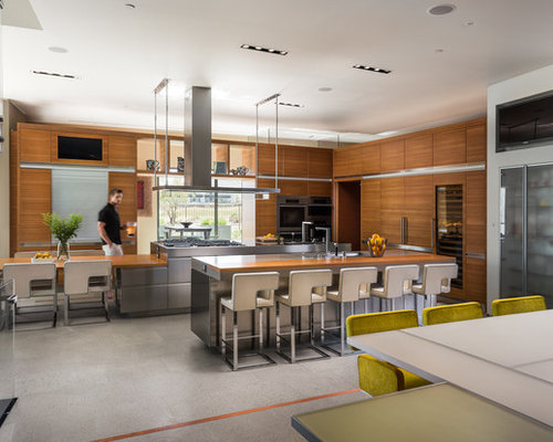 Modern Kitchen Stools Ideas, Pictures, Remodel and Decor