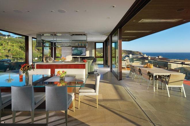 Modern Kitchen by Horst Architects