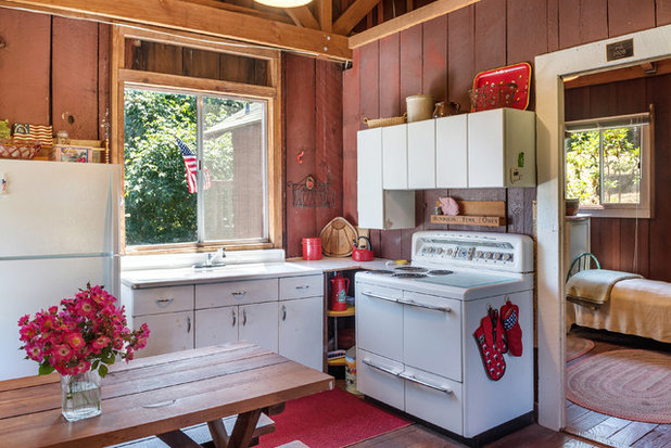 Rustic Kitchen by Brian McCloud Photography