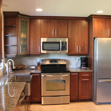 Traditional Kitchen by Quality Designworks