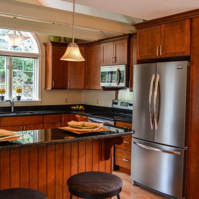 CC's Maple Kitchen Remodel