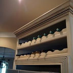 CCFF Kitchen Cabinet Finish II - Traditional - Atlanta - by Creative Cabinets and Faux Finishes. LLC