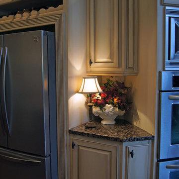 CCFF Kitchen Cabinet Finish II