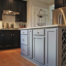 Traditional Kitchen by Creative Cabinets and Faux Finishes. LLC