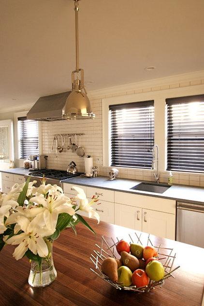 Traditional Kitchen by Melissa Miranda Interior Design