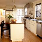 Cedar grove kitchen renovation contemporary kitchen for New kitchen cedar grove