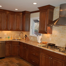 Traditional Kitchen by G&L and Sons Renovations