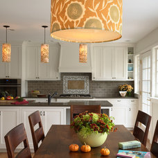 Traditional Kitchen by Meriwether Inc
