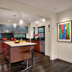 modern kitchen by knowles ps