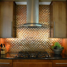 Contemporary Kitchen by L. Antonetti Design