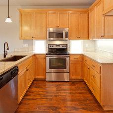 Craftsman Kitchen by Associated Designs, Inc.