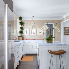 Transitional Kitchen by Coats Homes