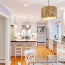 Traditional Kitchen by Corinthian Builders