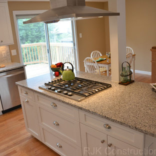 kitchen countertops tile pearl granite houzz 1021