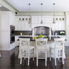 Traditional Kitchen by Tomaro Design Group