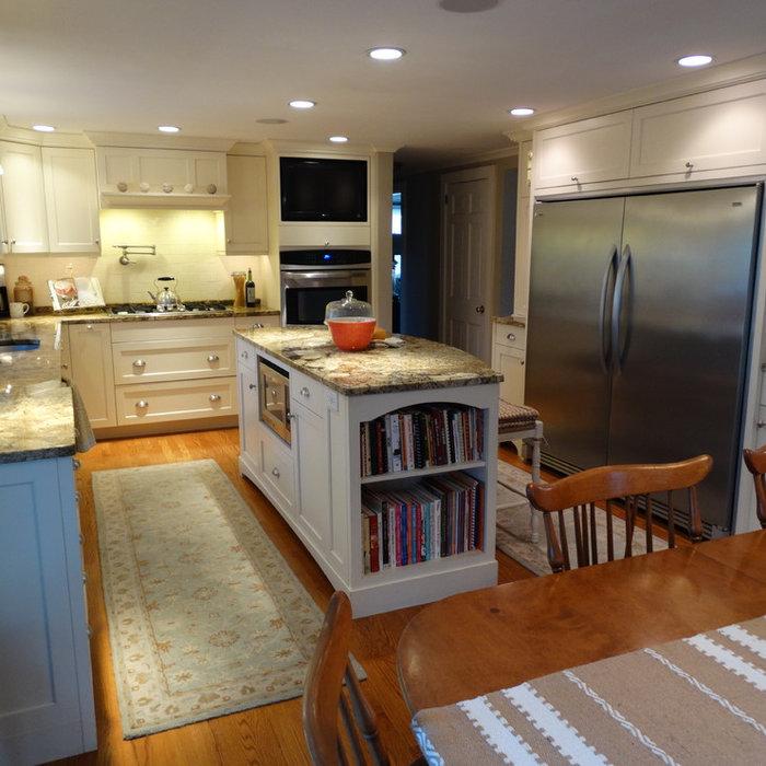 Centerville Village Kitchen & Bath Remodel