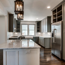 Craftsman Kitchen by The Kingston Group - Remodeling Specialists