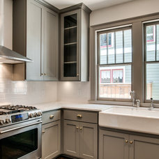 Contemporary Kitchen by The Kingston Group - Remodeling Specialists