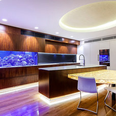 Contemporary Kitchen by Ultraspace by Mark Gacesa