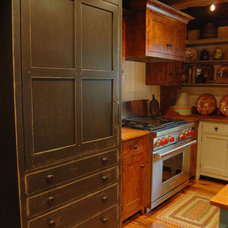 Eclectic Kitchen by The Workshops of David T. Smith