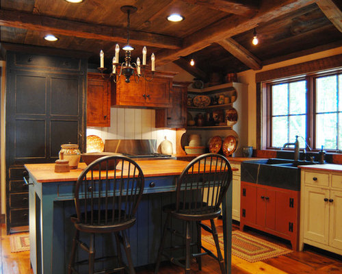 Primitive Kitchen Images primitive kitchen | houzz