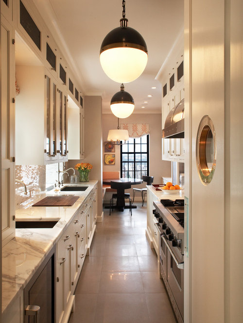 Galley Kitchen Lighting Home Design Ideas Pictures Remodel And Decor