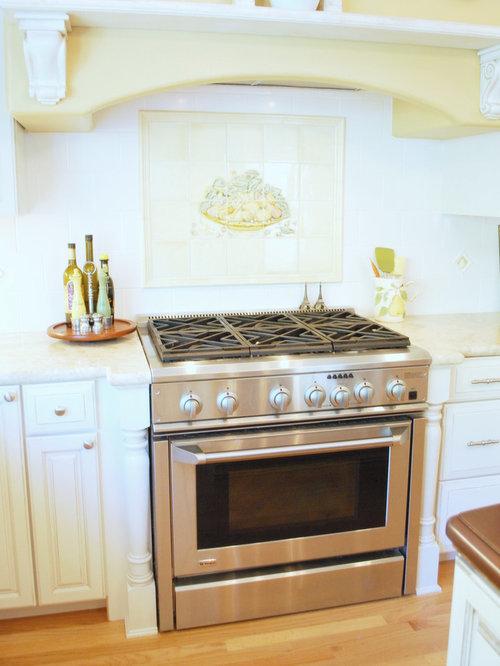 Gas Ranges Kitchen Design Ideas, Renovations & Photos