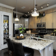 contemporary kitchen by Century Communities