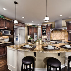 Traditional Kitchen by Century Communities