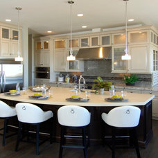 Traditional Kitchen by Paul Kohlman Photography