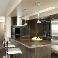 Modern Kitchen by Paul Davis Architects