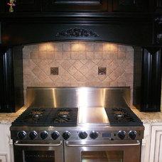 Traditional Kitchen by FDP Flooring Installation, LLC