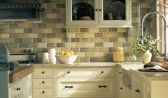 Ceramica Alhambra kitchen