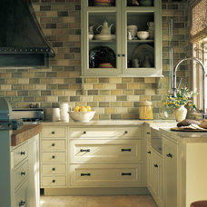 Traditional Kitchen by Tile Fantastic