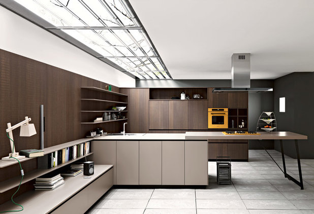 Modern Kitchen by AKL Designer Kitchens