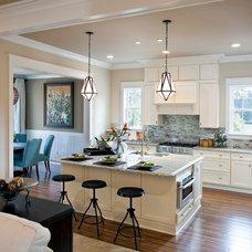Contemporary Kitchen by Charleston Home + Design Mag