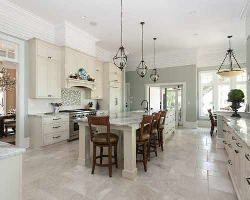 Travertine Floors Home Design Ideas Pictures Remodel And