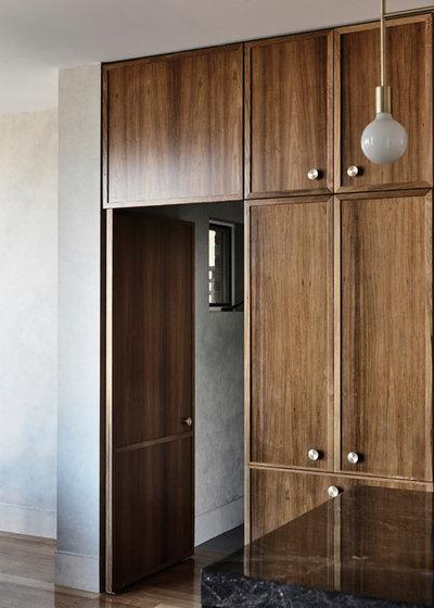 Contemporary Kitchen by Luke Fry Architecture & Interior Design