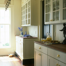 Traditional Kitchen by Christine G. H. Franck, Inc.